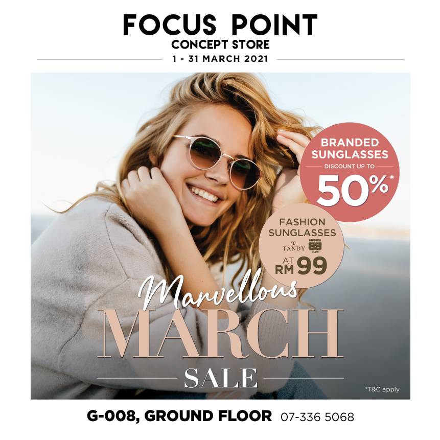 Focus Point Concept Store
